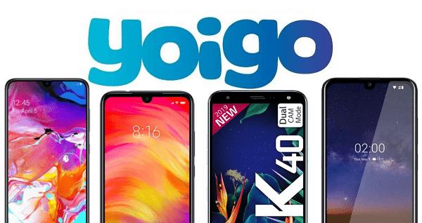 Promociones por portabilidad a Yoigo España