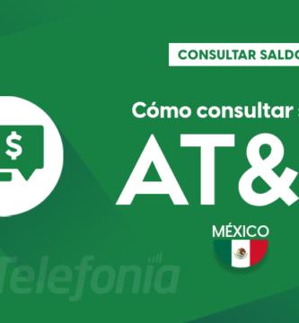 Consultar saldo AT&T México