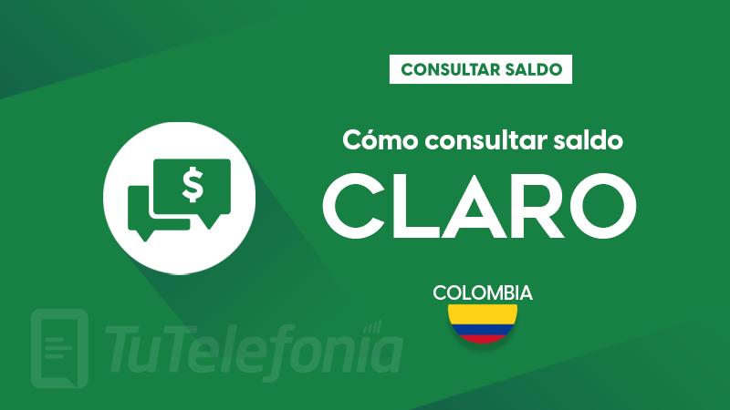 Consultar saldo Claro Colombia