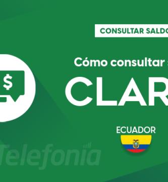 Consultar saldo Claro Ecuador