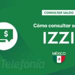 Consultar saldo Izzi México