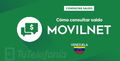 Consultar saldo Movilnet Venezuela