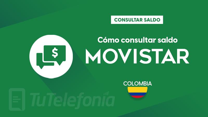 Consultar saldo Movistar Colombia