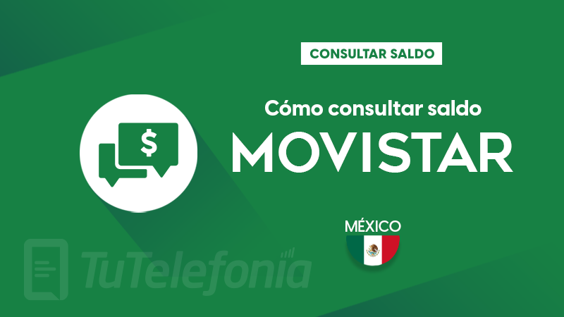 Consultar saldo Movistar México