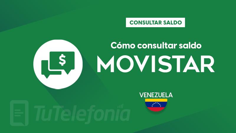 Consultar saldo Movistar Venezuela