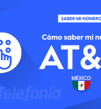 Saber mi número AT&T México