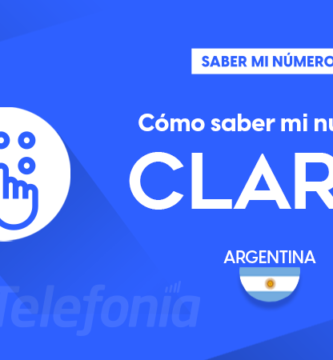 Saber mi número Claro Argentina