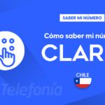 Saber mi número Claro Chile