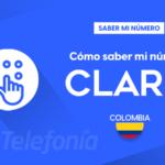 Saber mi número Claro Colombia