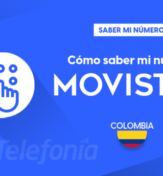 Saber mi número Movistar Colombia