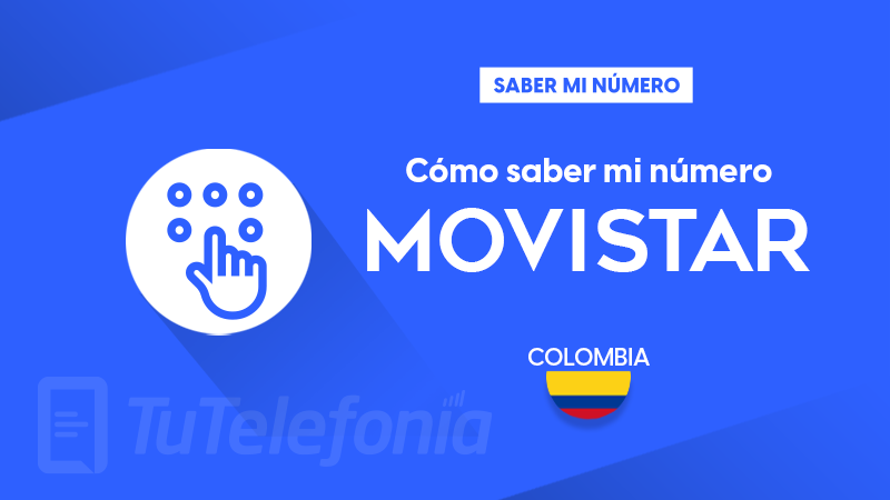Saber mi número Movistar Colombia