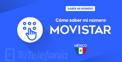 Saber mi número Movistar México