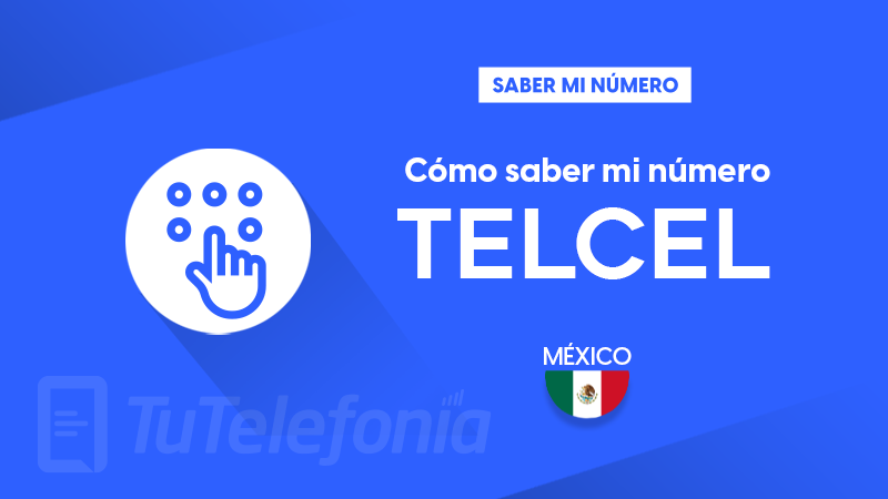 Saber mi número Telcel México