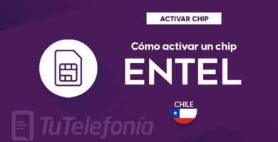 Activar Chip Entel Chile