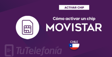 Activar Chip Movistar Chile