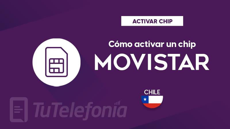 Activar Chip Movistar Chile