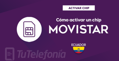 Activar Chip Movistar Ecuador