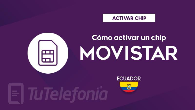 Activar Chip Movistar Ecuador