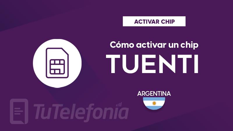 Activar Chip Tuenti Argentina