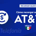 Recargar saldo de AT&T México