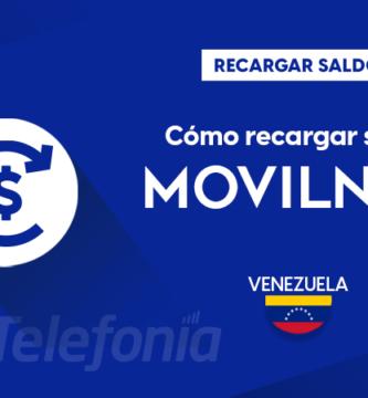 Recargar saldo de Movilnet Venezuela
