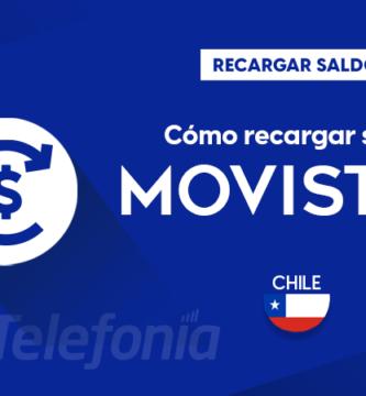 Recargar saldo de Movistar Chile