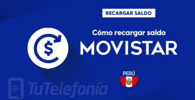 Recargar saldo de Movistar Perú