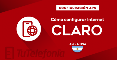 Cómo configurar APN de Claro Argentina