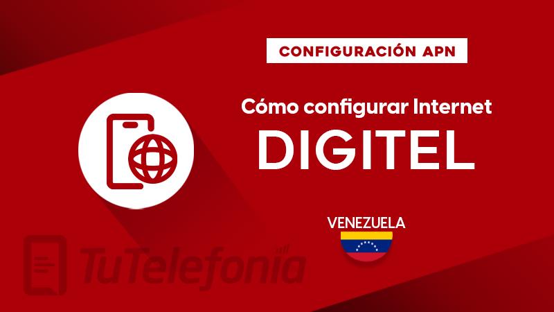 Cómo configurar APN de Digitel Venezuela