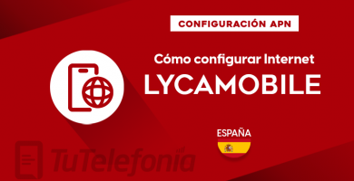 Cómo configurar APN de Lycamobile España