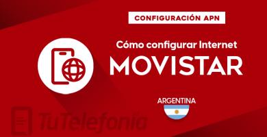 Cómo configurar APN de Movistar Argentina