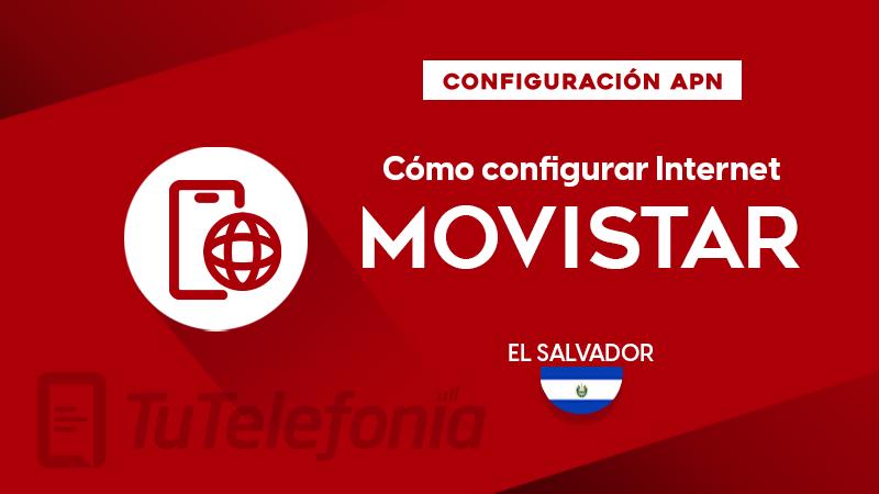 Cómo configurar APN de Movistar El Salvador
