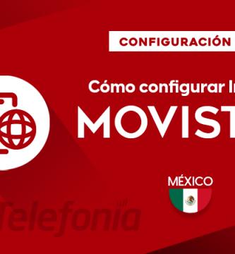 Cómo configurar APN de Movistar México