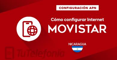 Cómo configurar APN de Movistar Nicaragua