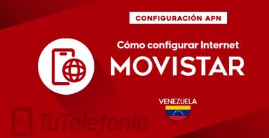 Cómo configurar APN de Movistar Venezuela