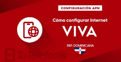 Cómo configurar APN de Viva Republica Dominicana